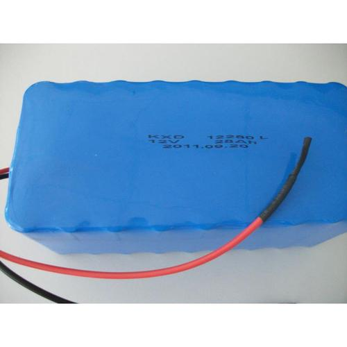 The correct discharge method of 36v lithium battery